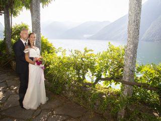 Le nozze di Anna Maria e Maurizio