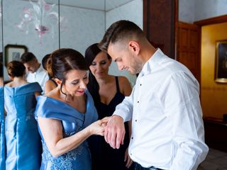 le nozze di Maria Giorgia e Mattia 1