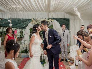 Le nozze di Gina e Manuel