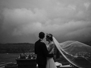Le nozze di Sarah e Raffaello