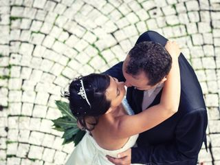 Le nozze di Alessandra e Massimiliano