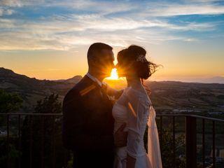 Le nozze di Elena  e Thomas