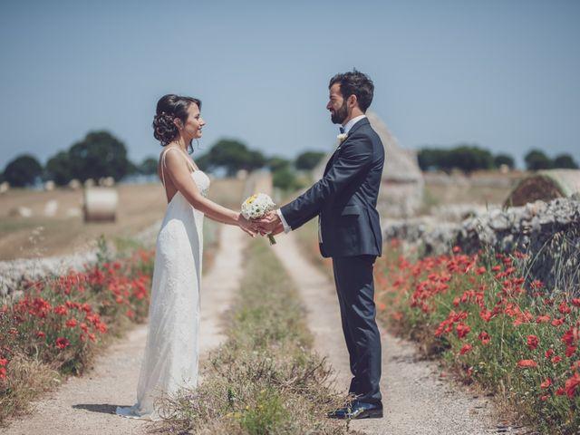 le nozze di Marica e Flavio