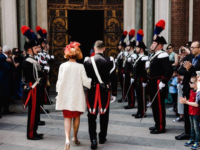 Il matrimonio di Davide e Simona a Torino, Torino 21