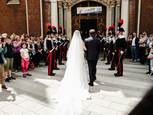 Il matrimonio di Davide e Simona a Torino, Torino 25