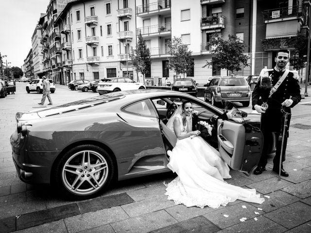 Il matrimonio di Davide e Simona a Torino, Torino 43
