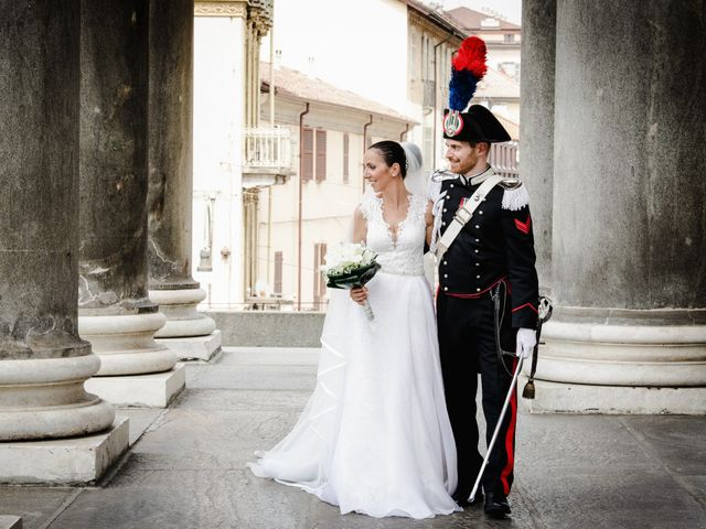 Il matrimonio di Davide e Simona a Torino, Torino 45