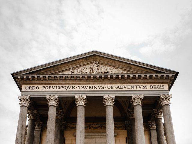 Il matrimonio di Davide e Simona a Torino, Torino 48