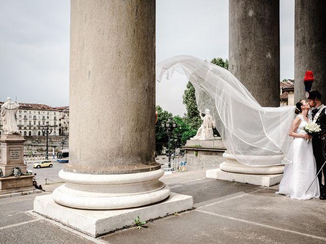 Il matrimonio di Davide e Simona a Torino, Torino 49