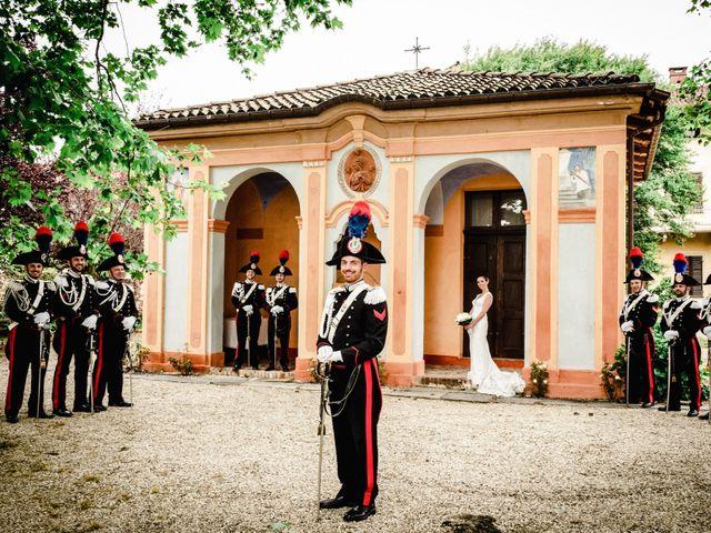 Il matrimonio di Davide e Simona a Torino, Torino 55