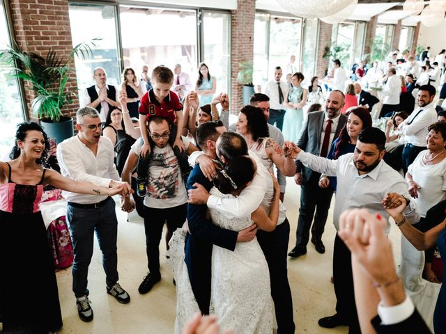 Il matrimonio di Davide e Simona a Torino, Torino 62