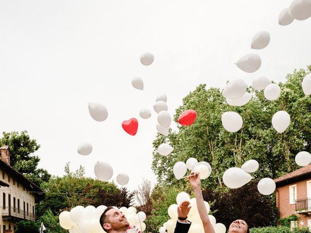 Il matrimonio di Davide e Simona a Torino, Torino 66