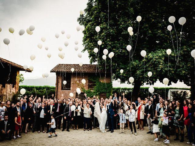 Il matrimonio di Davide e Simona a Torino, Torino 1