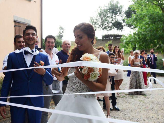 Il matrimonio di Fabio e Claudia a Ferrara, Ferrara 14