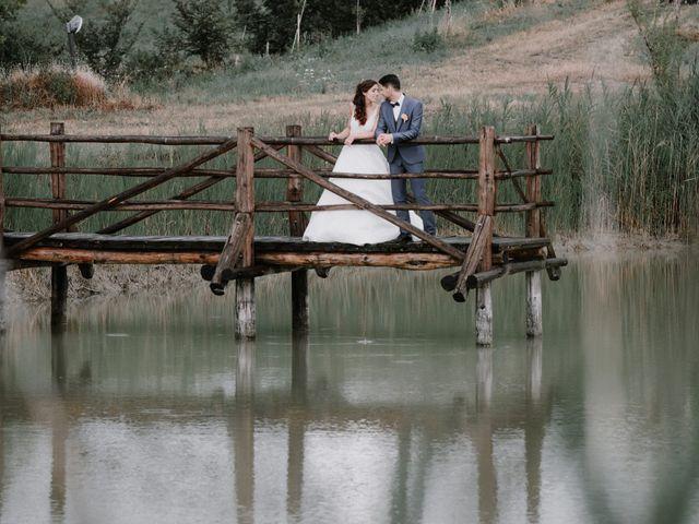 Il matrimonio di Fabio e Claudia a Ferrara, Ferrara 1