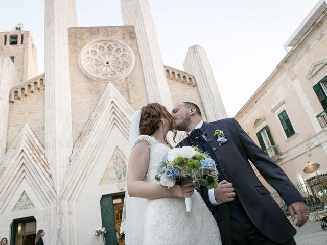 Il matrimonio di Daniele e Eleonora a Gallipoli, Lecce 22