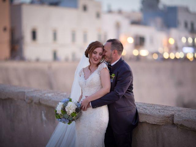 Il matrimonio di Daniele e Eleonora a Gallipoli, Lecce 27
