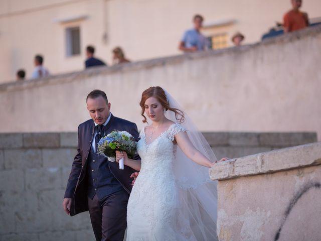 Il matrimonio di Daniele e Eleonora a Gallipoli, Lecce 29