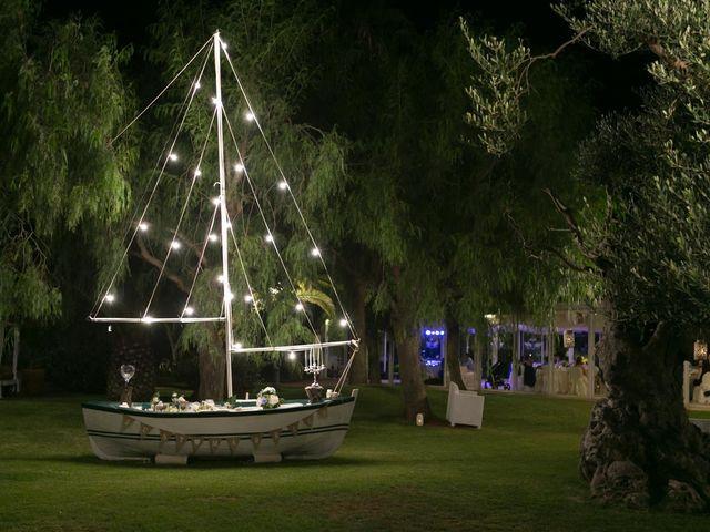 Il matrimonio di Daniele e Eleonora a Gallipoli, Lecce 34