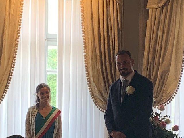 Il matrimonio di Daniele e Carmen a San Giuliano Terme, Pisa 3