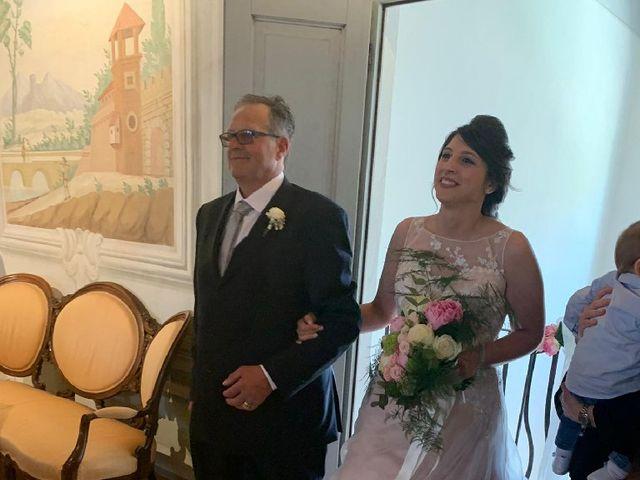 Il matrimonio di Daniele e Carmen a San Giuliano Terme, Pisa 4
