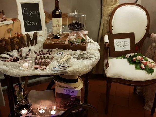 Il matrimonio di Daniele e Carmen a San Giuliano Terme, Pisa 5