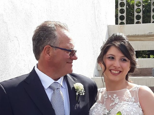 Il matrimonio di Daniele e Carmen a San Giuliano Terme, Pisa 7