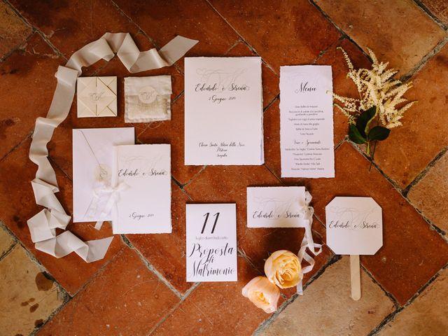 Il matrimonio di Edoardo e Serena a Cingoli, Macerata 1