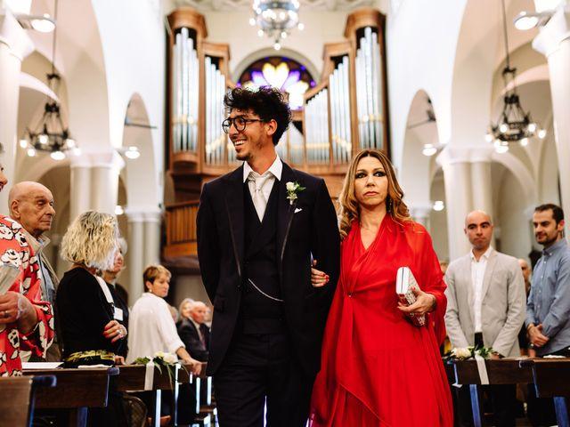 Il matrimonio di Edoardo e Serena a Cingoli, Macerata 16