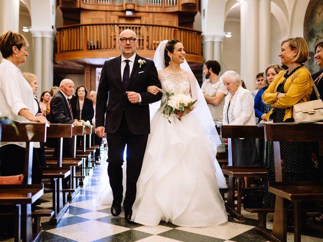 Il matrimonio di Edoardo e Serena a Cingoli, Macerata 17