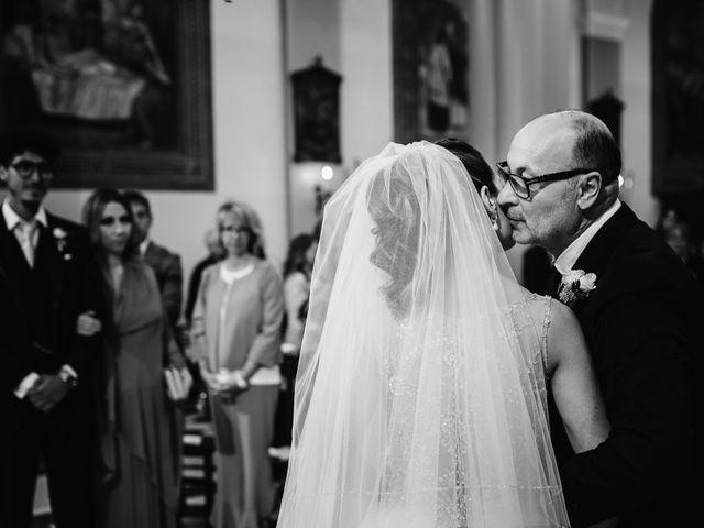 Il matrimonio di Edoardo e Serena a Cingoli, Macerata 18
