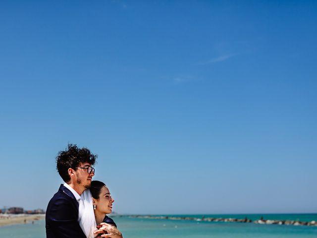 Il matrimonio di Edoardo e Serena a Cingoli, Macerata 23