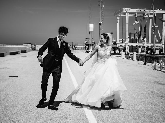 Il matrimonio di Edoardo e Serena a Cingoli, Macerata 27