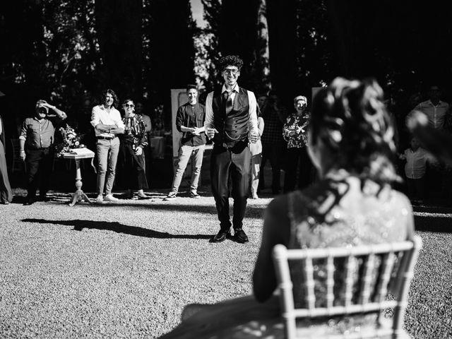 Il matrimonio di Edoardo e Serena a Cingoli, Macerata 37