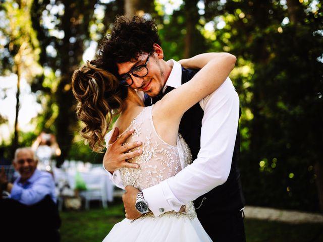 Il matrimonio di Edoardo e Serena a Cingoli, Macerata 38