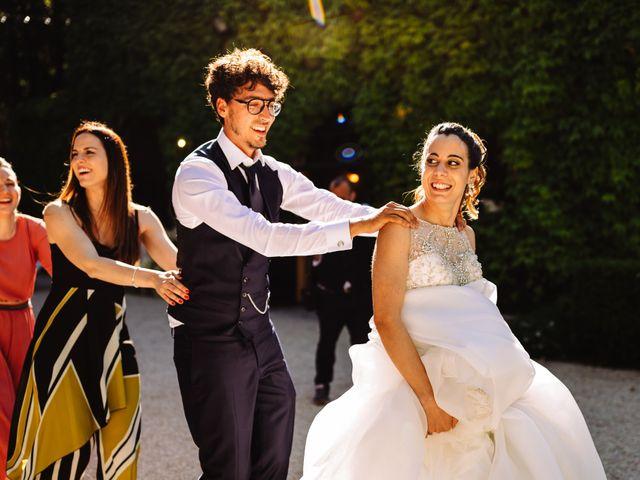 Il matrimonio di Edoardo e Serena a Cingoli, Macerata 40