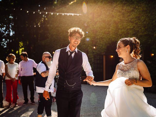 Il matrimonio di Edoardo e Serena a Cingoli, Macerata 41