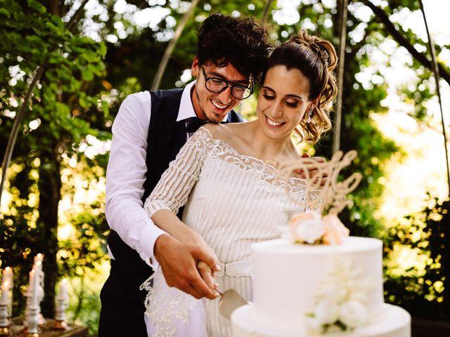 Il matrimonio di Edoardo e Serena a Cingoli, Macerata 43