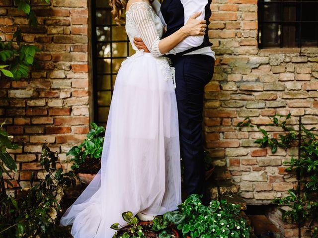 Il matrimonio di Edoardo e Serena a Cingoli, Macerata 48