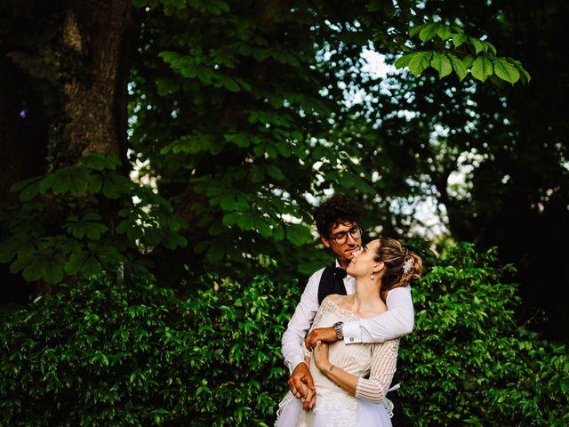 Il matrimonio di Edoardo e Serena a Cingoli, Macerata 49