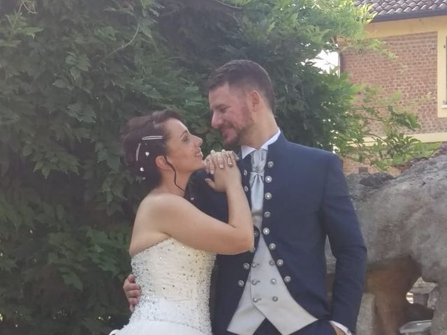 Il matrimonio di Giovanni  e Noemi  a Vidigulfo, Pavia 8