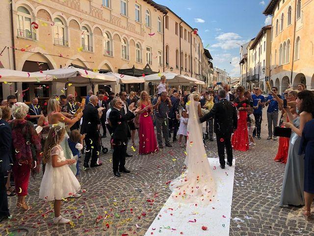 Il matrimonio di Daniele  e Lara a Pordenone, Pordenone 8