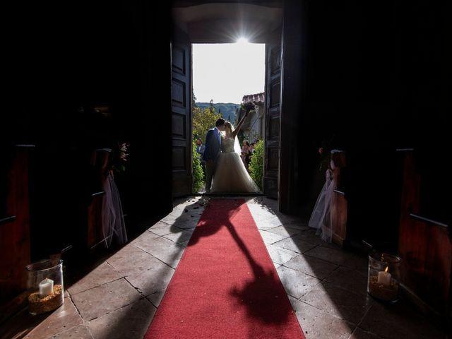 Il matrimonio di Alessio e Sabrina a Talla, Arezzo 1