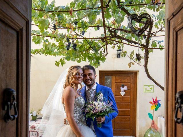 Il matrimonio di Alessio e Sabrina a Talla, Arezzo 3