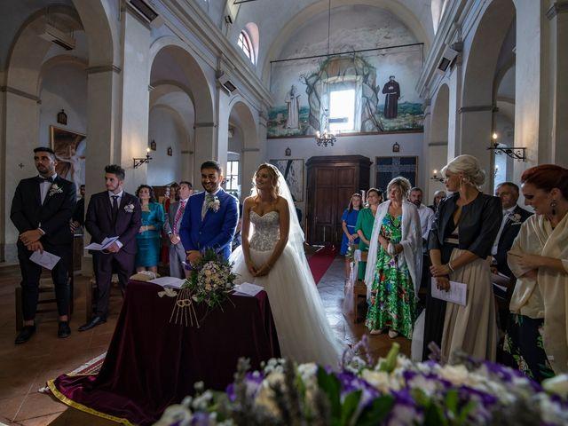Il matrimonio di Alessio e Sabrina a Talla, Arezzo 2