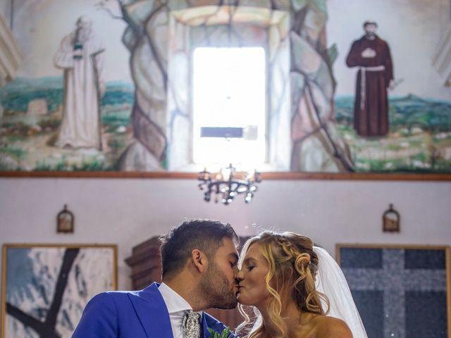 Il matrimonio di Alessio e Sabrina a Talla, Arezzo 4
