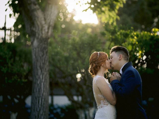 Le nozze di Stefania e Giuseppe