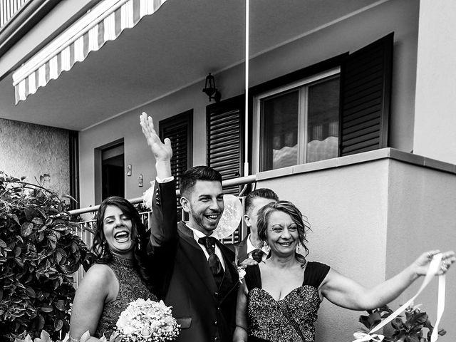 Il matrimonio di Andrea e Federica a Patti, Messina 9
