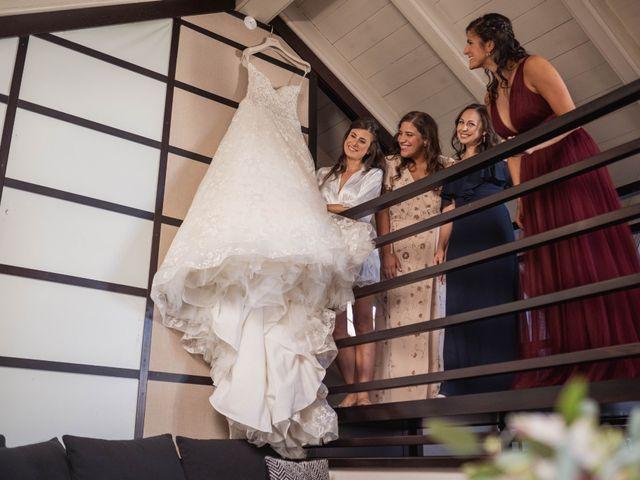 Il matrimonio di Massimiliano e Jennifer a Tavoleto, Pesaro - Urbino 9