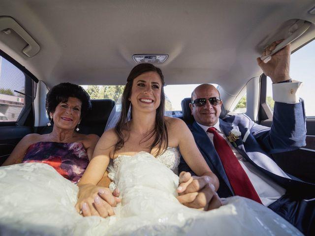 Il matrimonio di Massimiliano e Jennifer a Tavoleto, Pesaro - Urbino 16